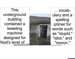 underground-building-tweeting