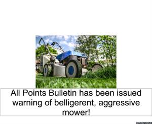 aggressive-mower